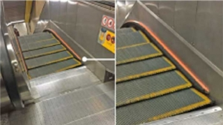AI Detection of Foreign Object for Escalator (MATCHED WITH I&T WISH W-0111)