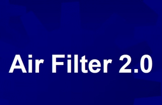 Smart Air-filters for Air-handling Unit (AHU)