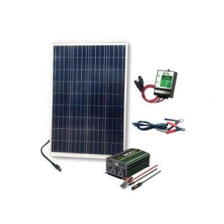 Portable Solar Renewable System