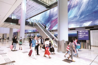 Artificial Intelligence (AI) based accident prevention system for escalators of MTR stations