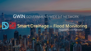 "Software development for ""Smart Drainage – Flood Monitoring System"" with Interfacing to Government Wide IoT Network (GWIN)"