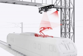 Online Monitoring of Train Pantographs and Overhead Lines