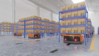 Smart Delivery Robotic System