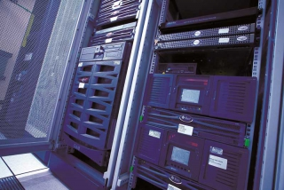 Energy Saving in Data Centres